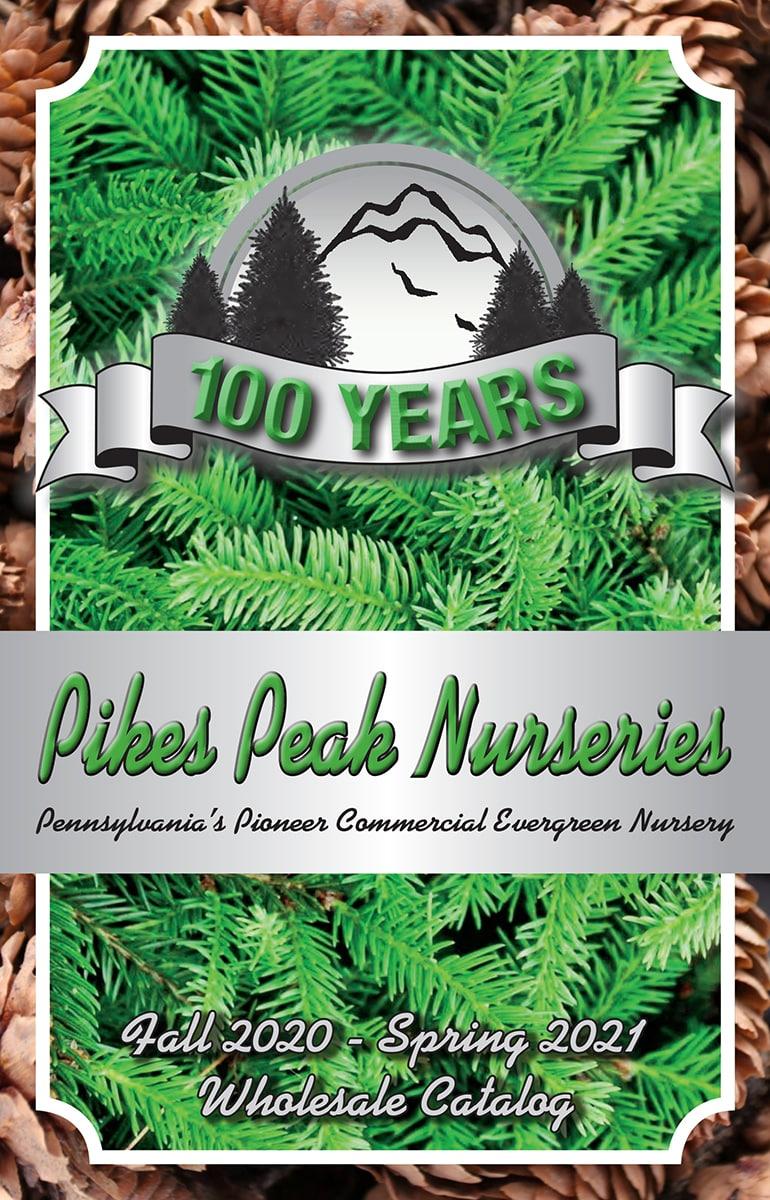 Pikes Peak 2020-2021 Catalog Cover
